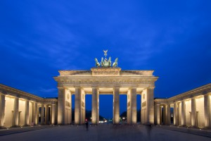Brandenburg Gate - Berlin, Germany